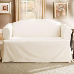 Slipcovers For Living Room Chair Carters High 2 20 Ideas Of Armless Couch Sofa