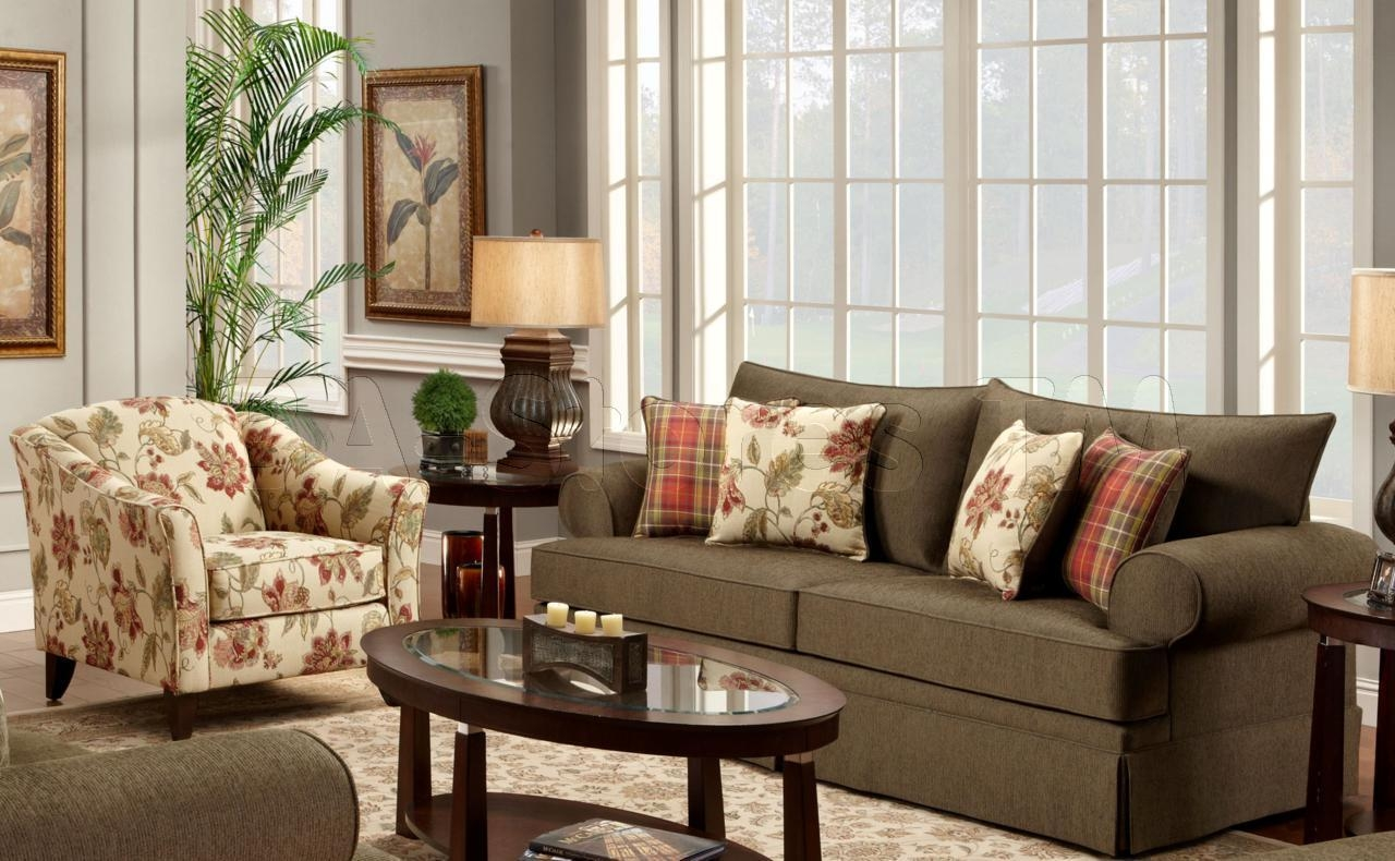 20 Photos Sofa and Accent Chair Set  Sofa Ideas