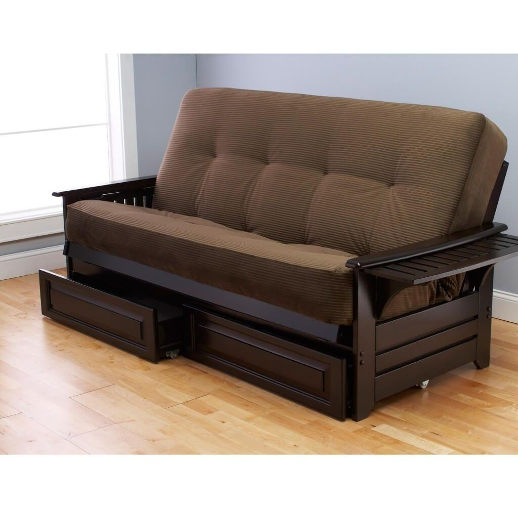 crawford futon sofa bed with storage light brown living room 20 ideas of beds underneath