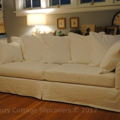 Loose Pillow Back Sofa Slipcovers Corinthian And Loveseat 20 Collection Of Sofas Ideas