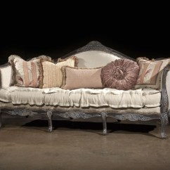 Chic Sofas Sofa Score Calculation French Style Ashley Benton Together With Wicker