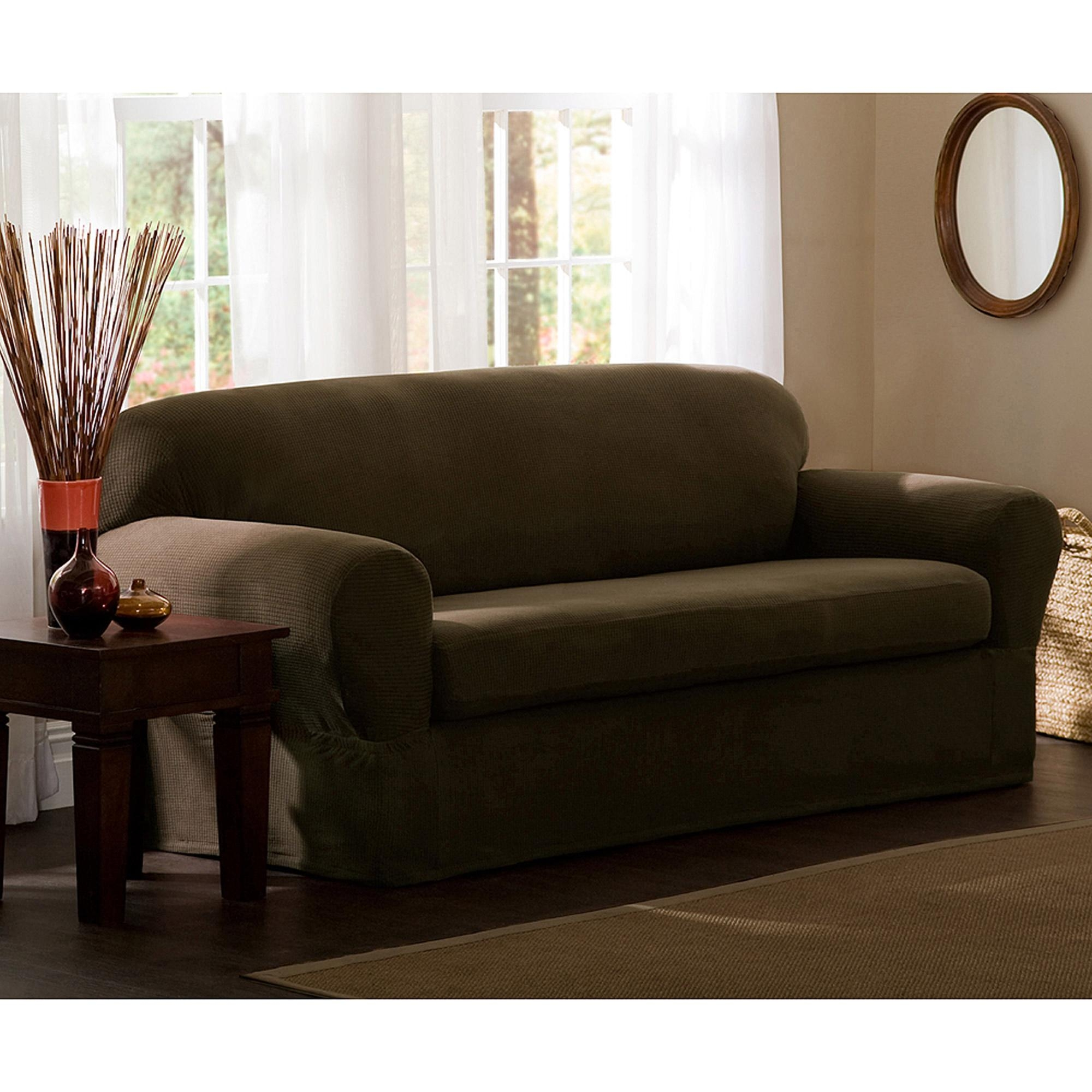 faux suede sofa cover cigar club 20 best ideas slipcovers for sofas