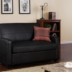 Mainstays Sofa Sleeper With Memory Foam Rose Anic Thesofa