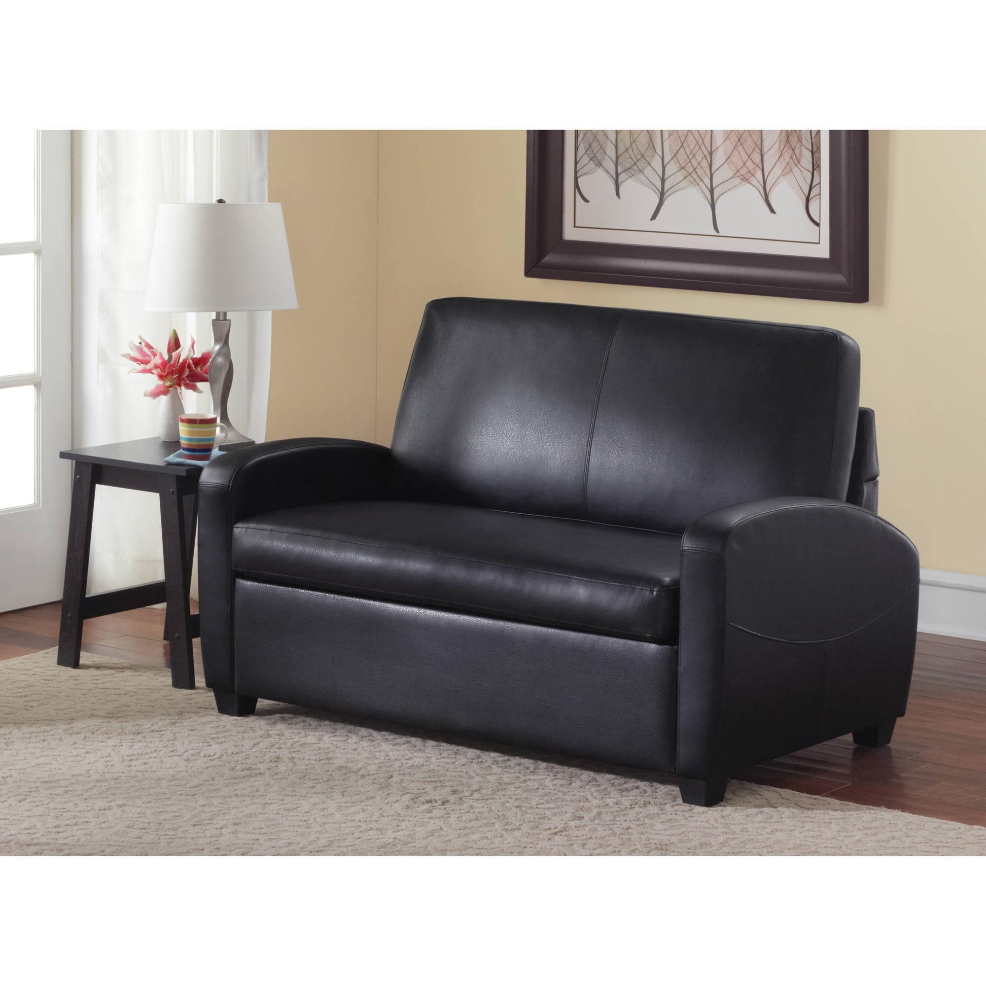 sleeper sofa black best quality futon bed 20 top mainstays sofas ideas