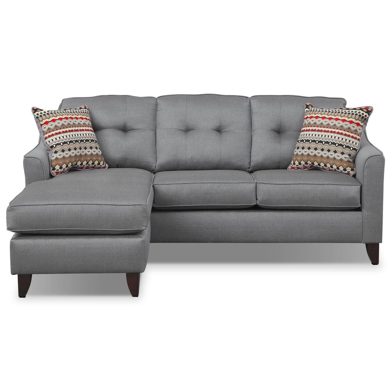 marco gray chaise sofa cushion ideas for grey sofas 20 best