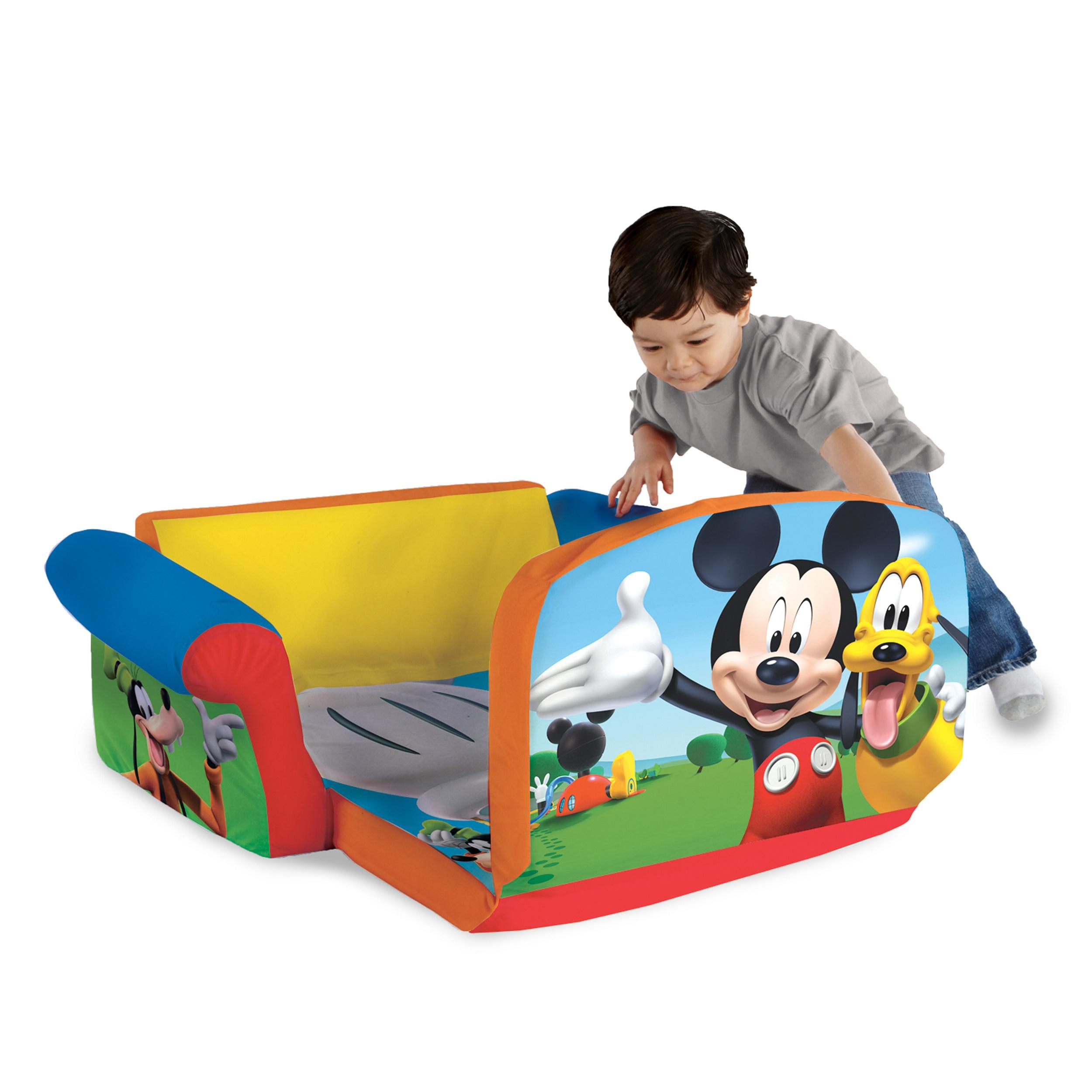 mickey mouse sofa baseball score 20 43 choices of clubhouse couches ideas