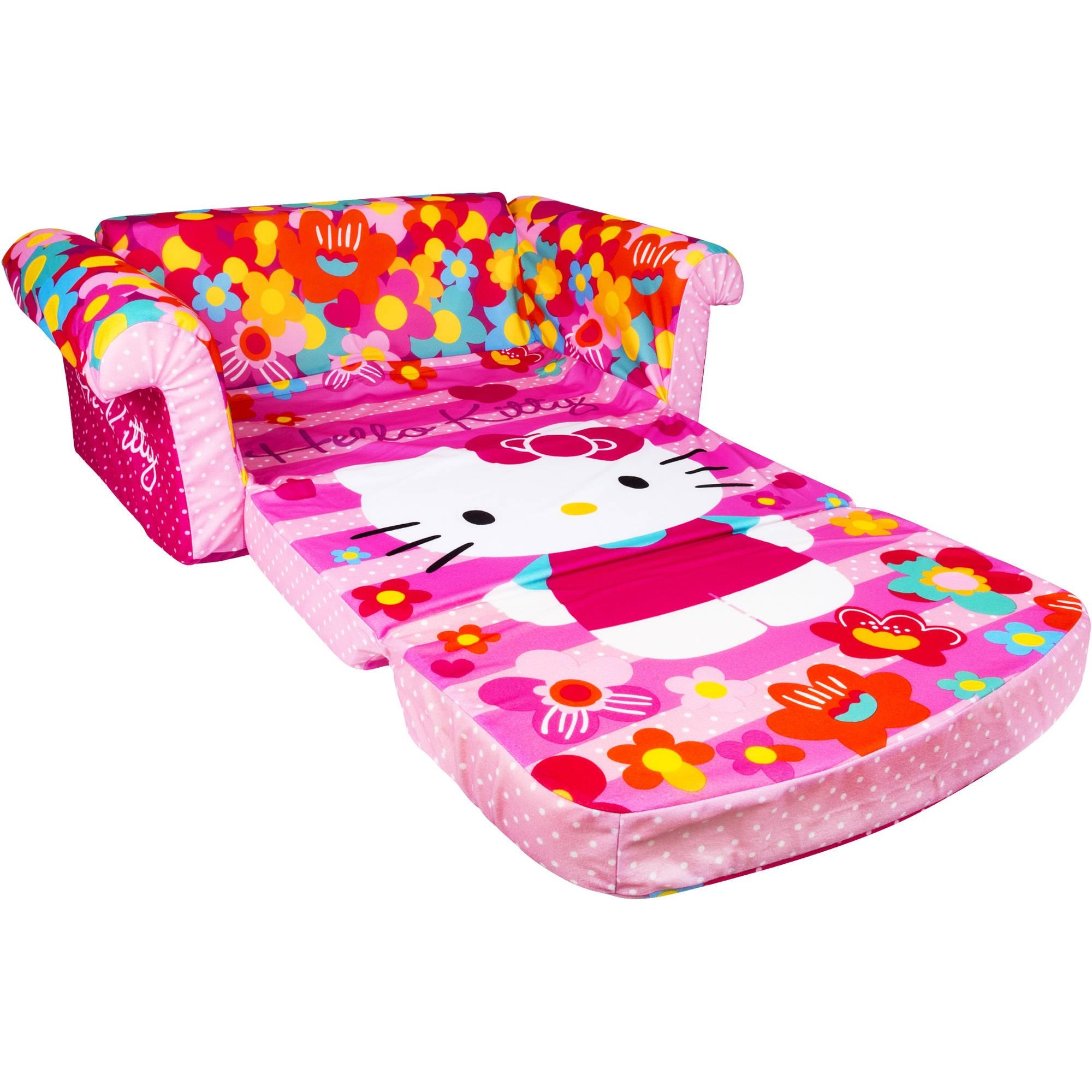 fun furniture flip open sofa disney princess pink seafoam green sofas 20 top kids ideas