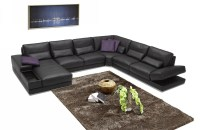 Media Sofa Sectionals Leather Sectional Recliner Sofa ...