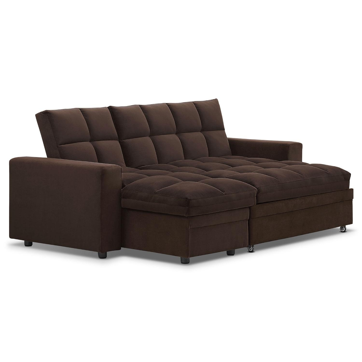 value city furniture marco chaise sofa motorhome bed 20 collection of chairs ideas