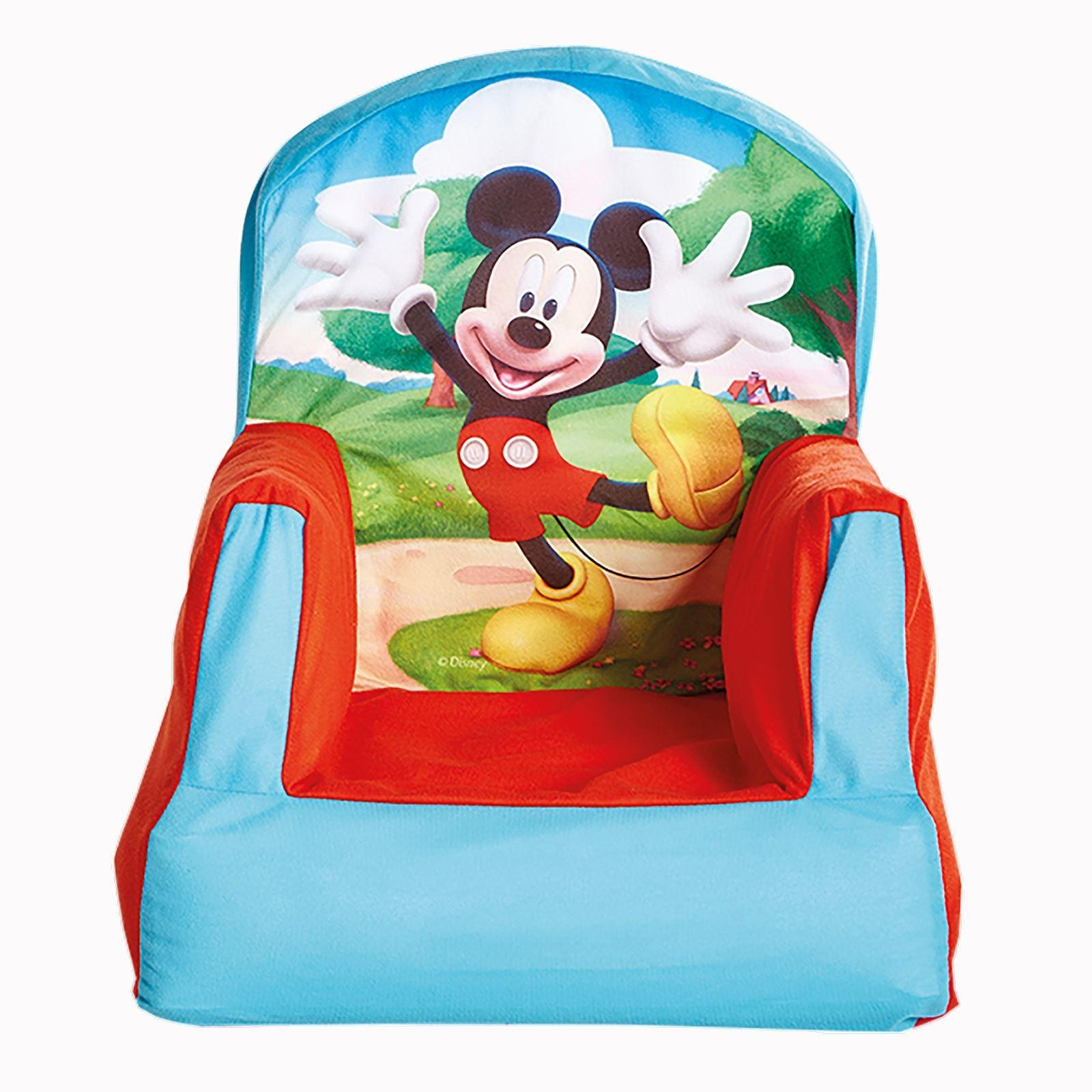 children s fold out sofa chair simmons leather reclining and loveseat 20+ choices of mickey mouse clubhouse couches | ideas
