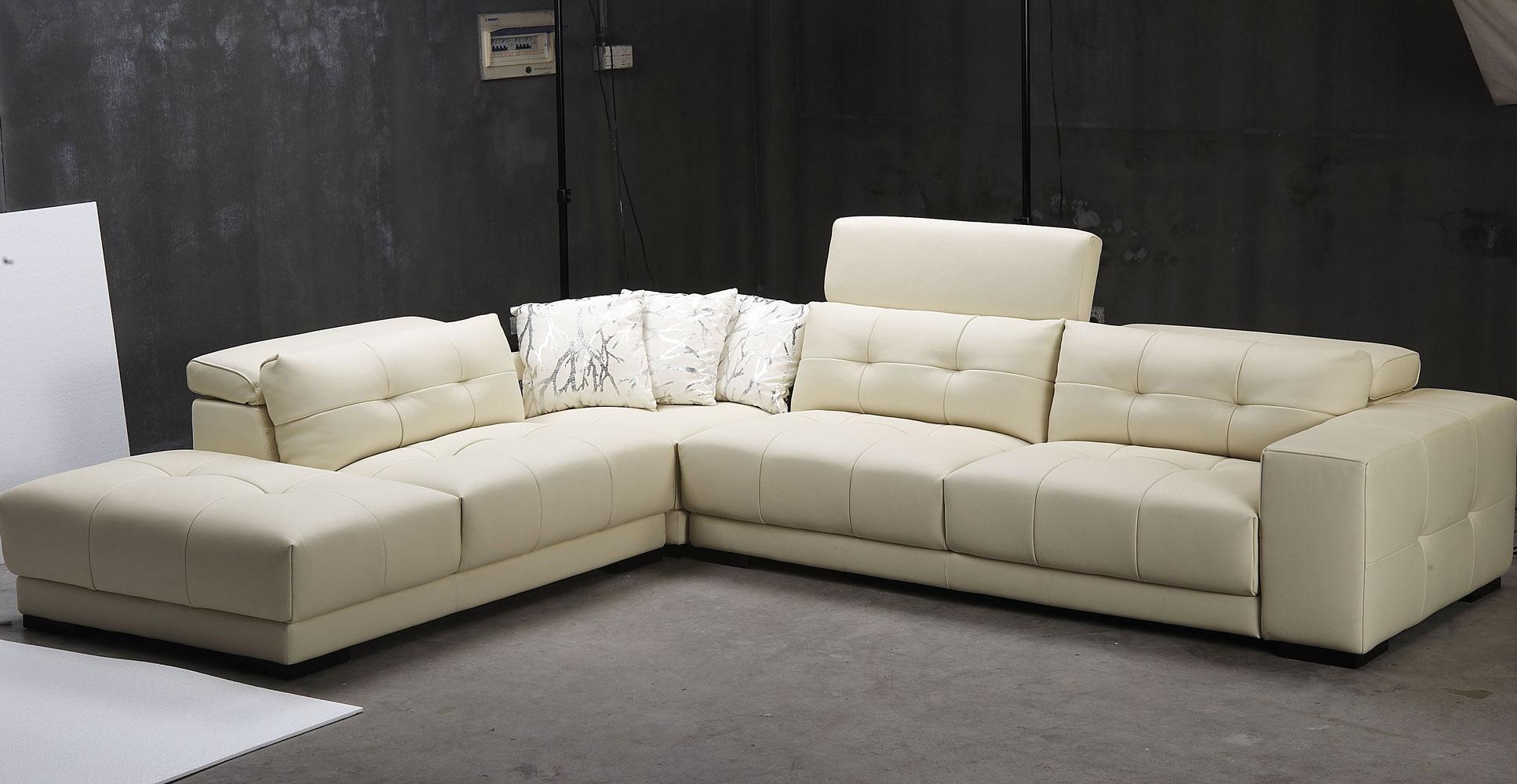 Bauhaus Leather Sectional Sofa Centerfieldbar Com : bauhaus sectional couch - Sectionals, Sofas & Couches