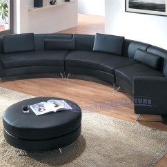 Commercial Sofas And Chairs Best Lounge 2018 Latest Leather Curved Sectional Sofa Ideas