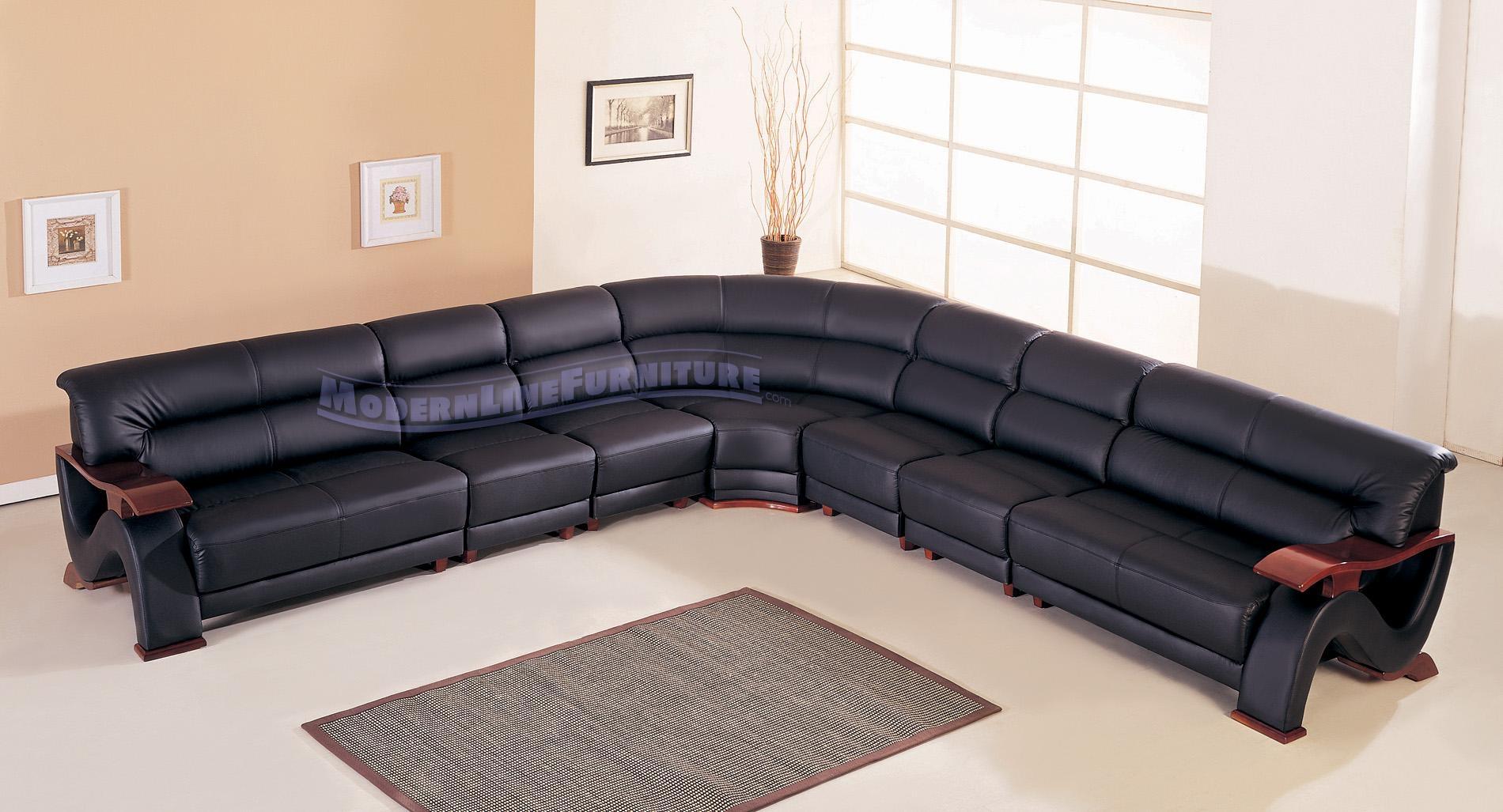 Sofa Ideas Long Modern Sofas Explore 14 of 20 Photos