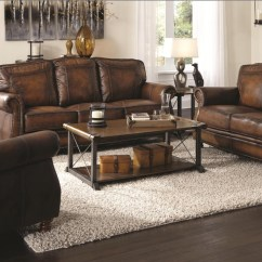 Leather Nailhead Sofa Set Cleaning Upholstery 20 43 Choices Of Brown Sofas With Trim
