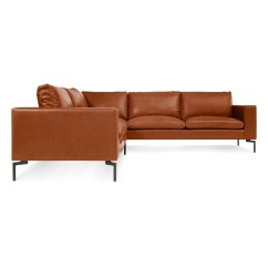 Mini Sectional Leather Sofa Arhaus Preston 20 Best Ideas Modern Small Sofas
