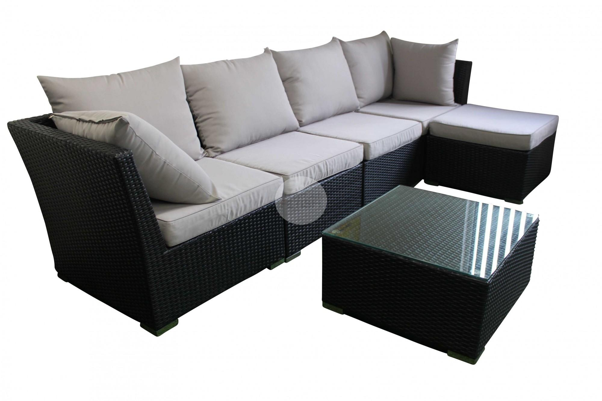 rattan sofa and coffee table modern teak wood set 20 collection of black wicker sofas ideas