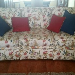 Sofa Covers London Ontario Single Bed White Leather 20 Collection Of Chintz Covered Sofas Ideas