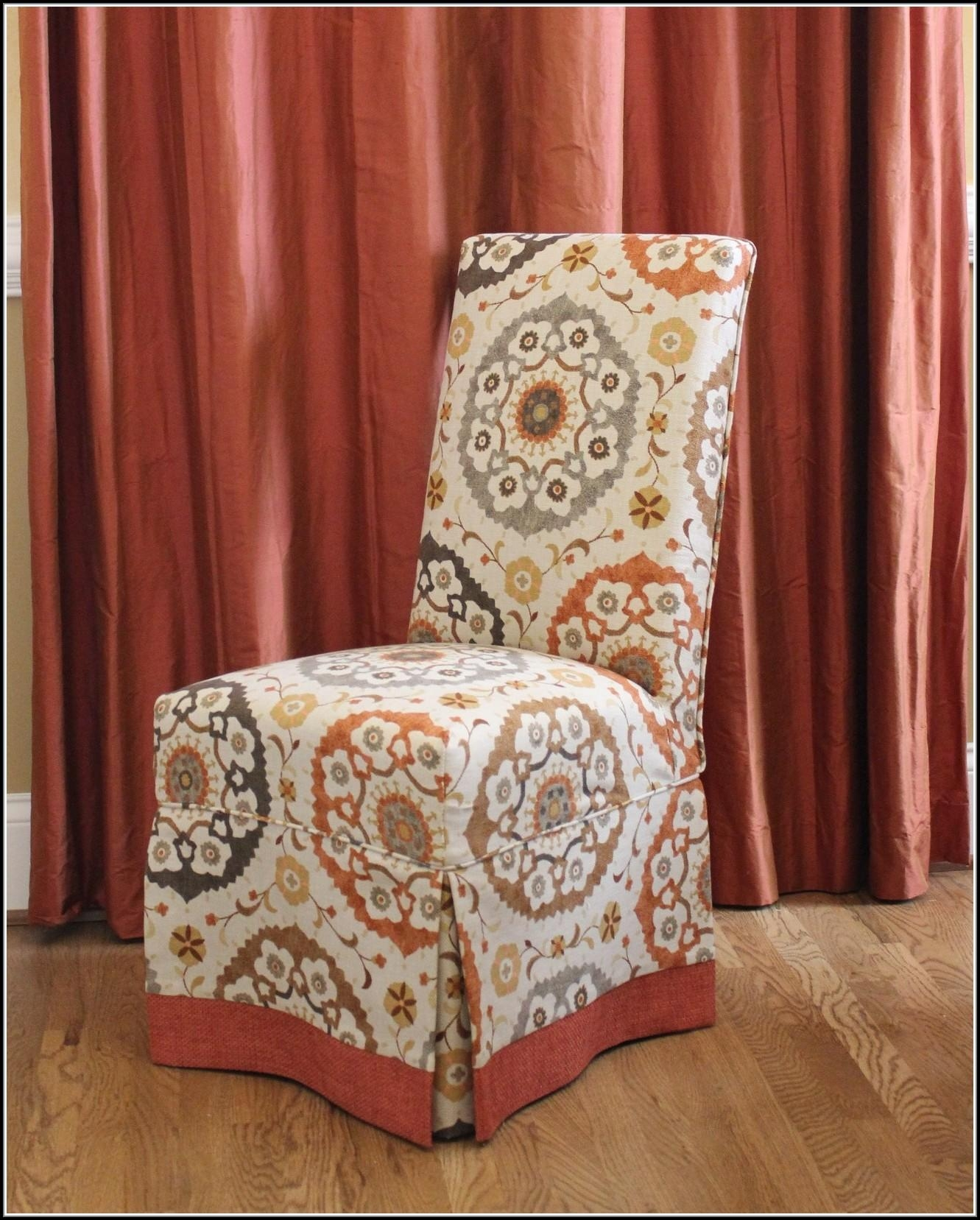 2019 Latest Pottery Barn Chair Slipcovers  Sofa Ideas