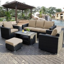 Choices Of Cheap Outdoor Sectionals Sofa Ideas