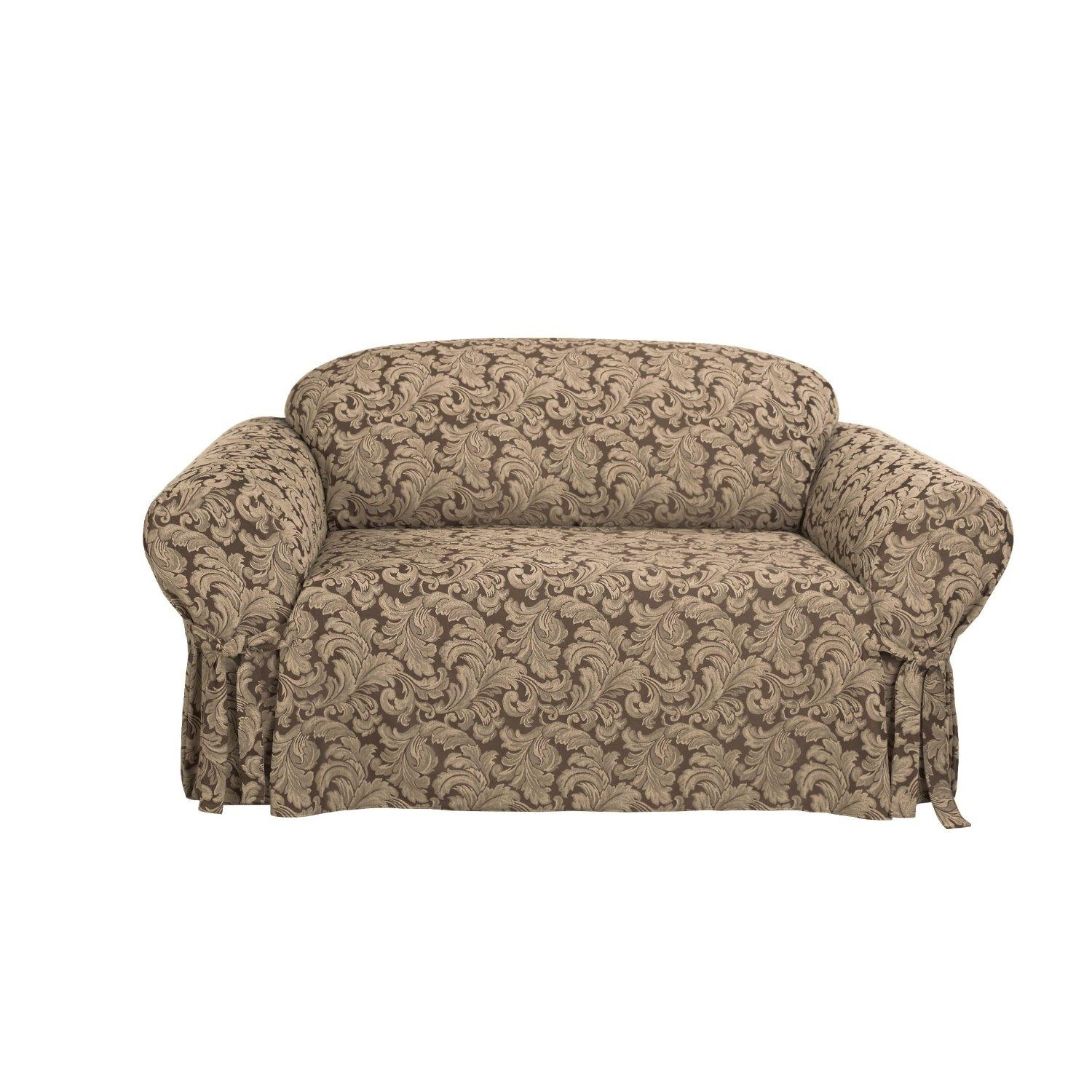 sofa slipcover pattern teddy bed 20 inspirations patterned slipcovers ideas