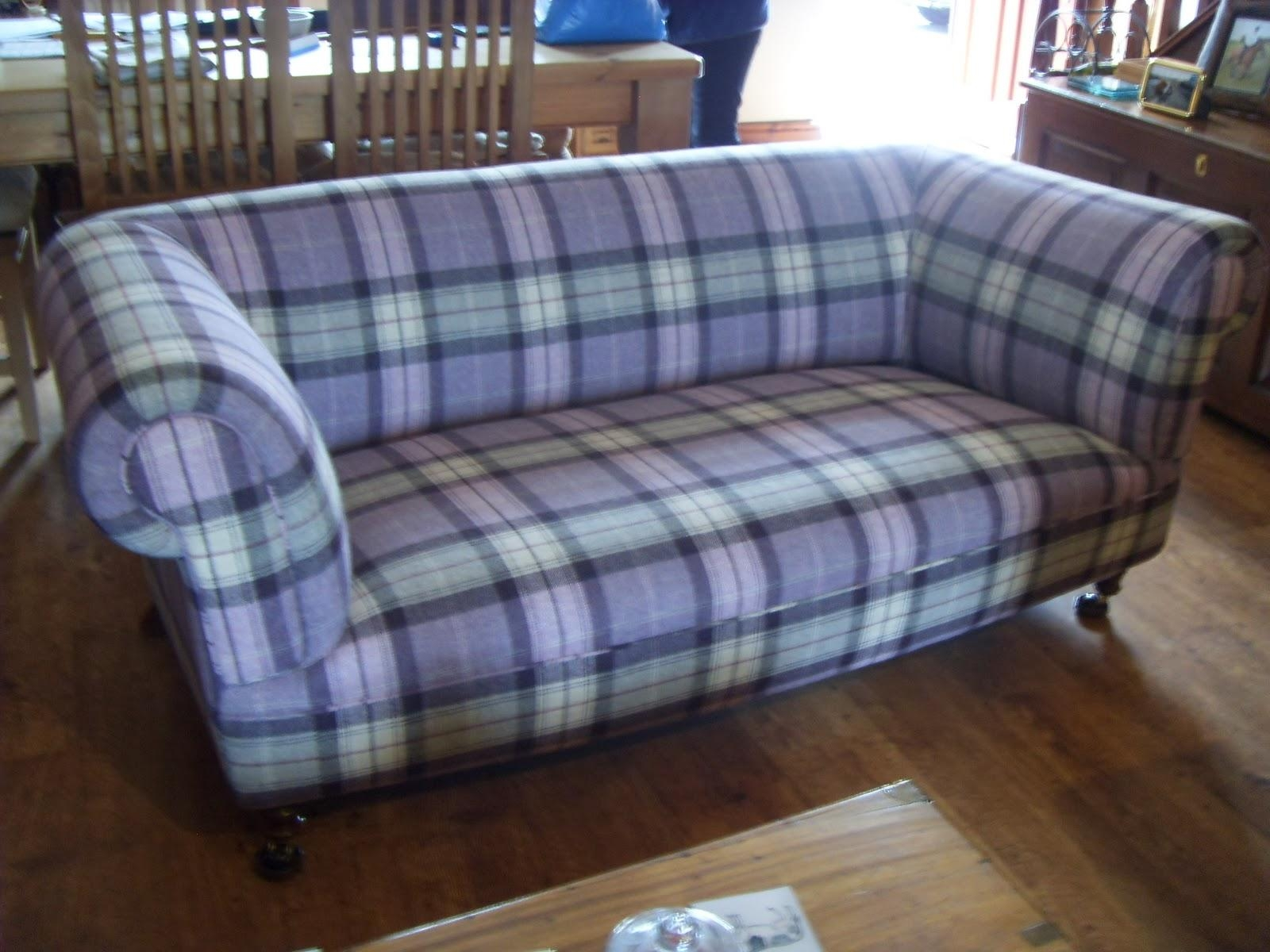 20 Choices of Blue Plaid Sofas  Sofa Ideas