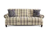 20+ Choices of Blue Plaid Sofas
