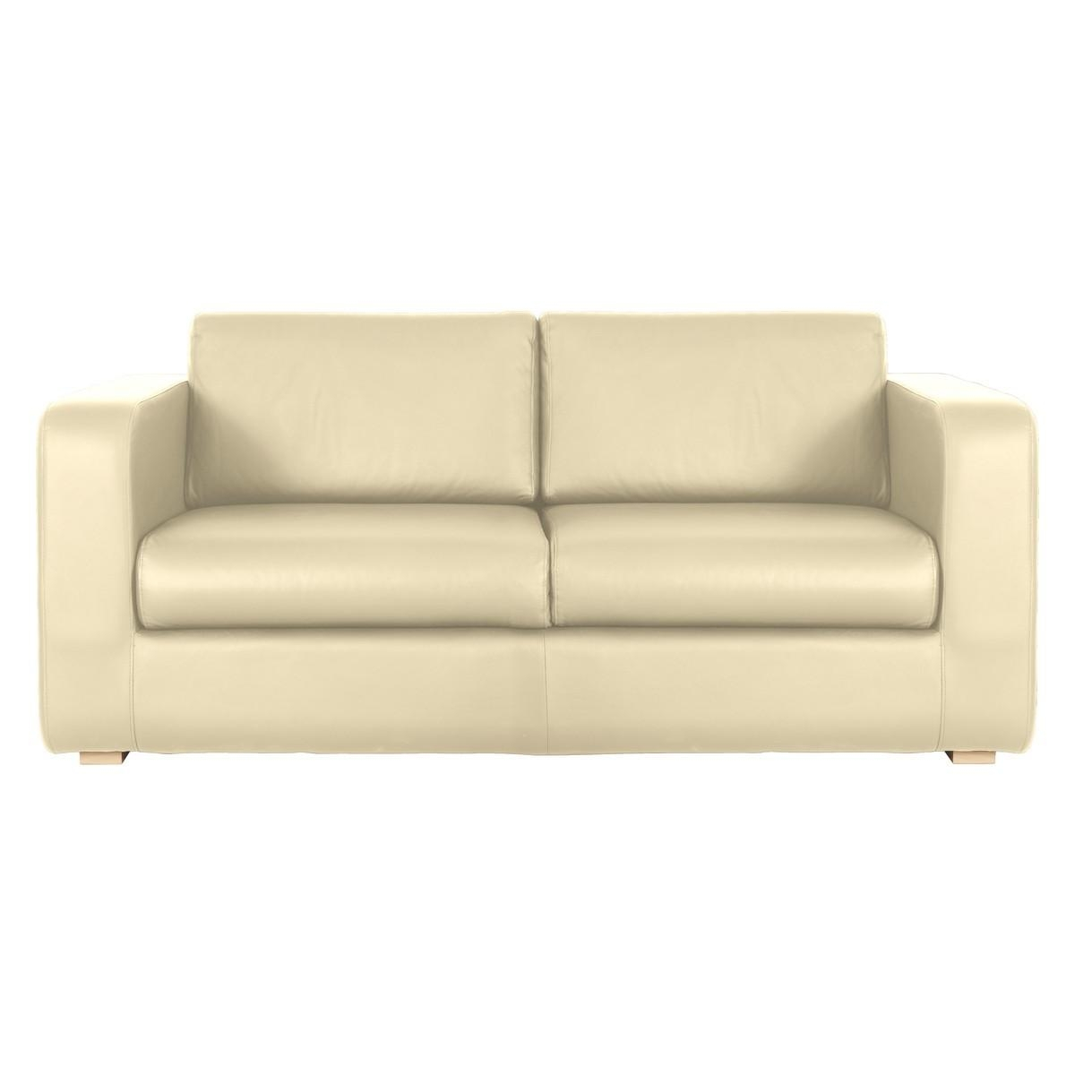 cream leather sofa set uk sater cover 20 best ideas three seater sofas