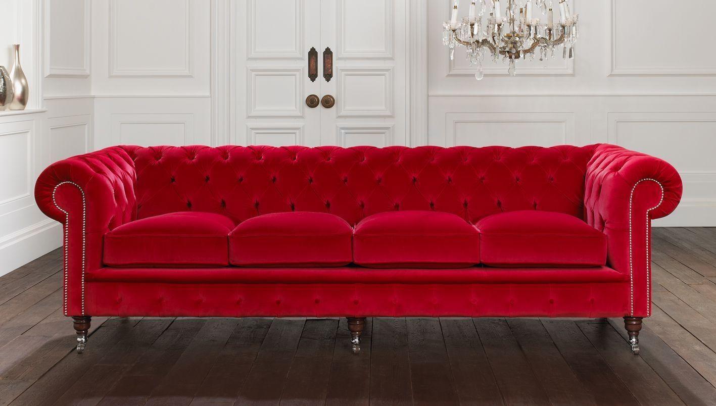 20 Ideas of Purple Chesterfield Sofas  Sofa Ideas