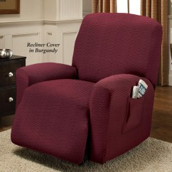 Chair Covers For Reclining Loveseat Baby Swing Nz 20 Ideas Of Stretch Recliners Sofa