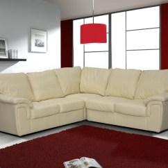 Real Leather Corner Sofas Uk Memory Foam Sofa Beds 20 Inspirations Ideas