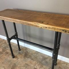 Wooden Sofa Table Legs Chamberlain 2018 Latest Barnwood Tables Ideas