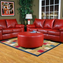 Red Leather Sofas And Chairs Sectional Macy S 20 Top Sofa Ideas