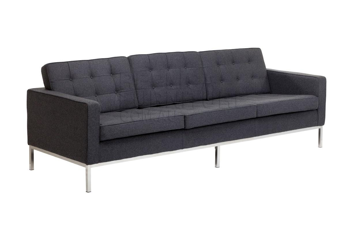 sofa florence knoll replica havertys amalfi reviews ideas 3 seater sofas explore 5 of