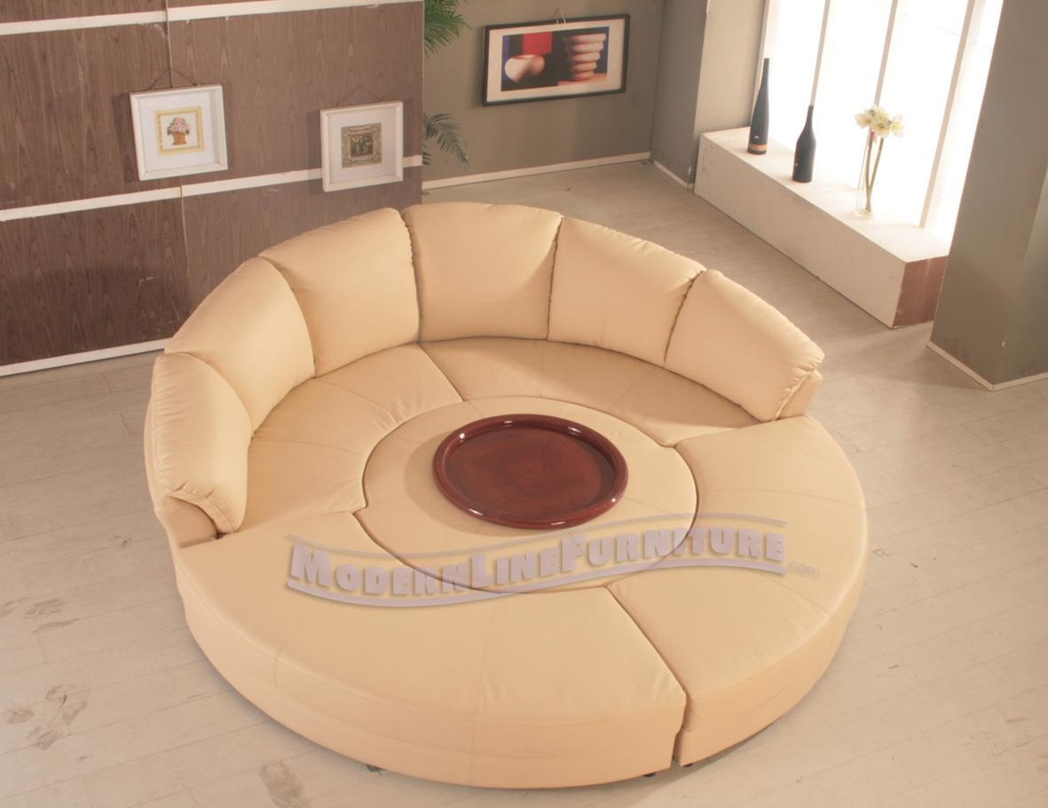 circle sectional sofa bed sealy posturepedic mattress round radionigerialagos thesofa
