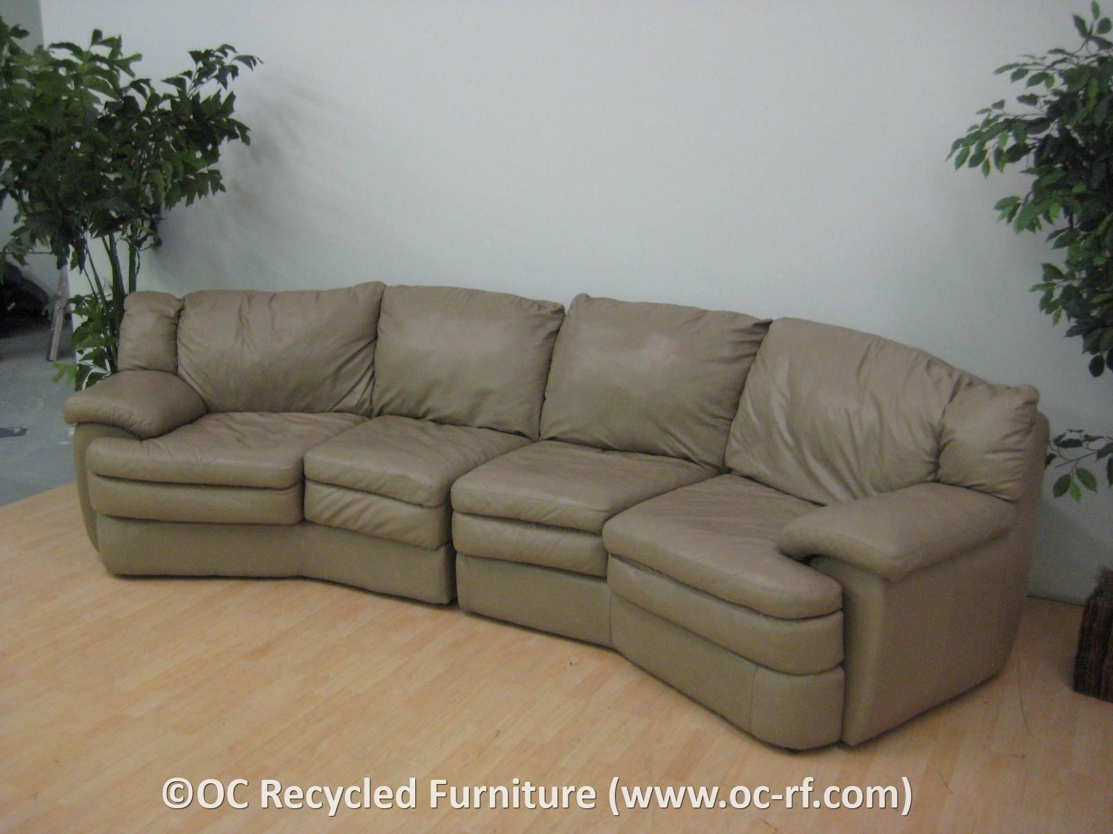 leather round sofas manufacturers slimline sleeper sofa 20 ideas of sectional