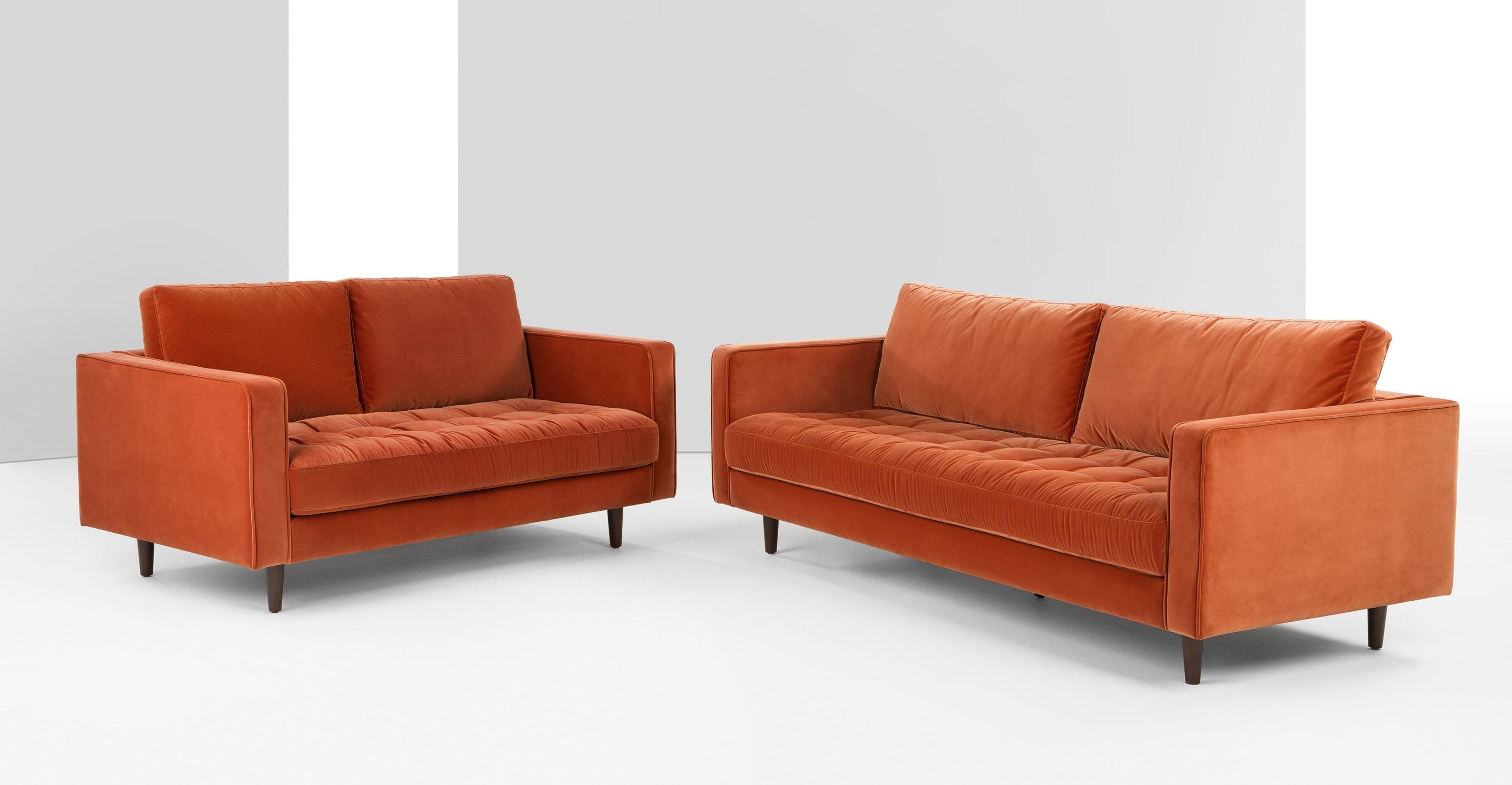 burnt orange sofa and loveseat king beds 20 best sofas ideas