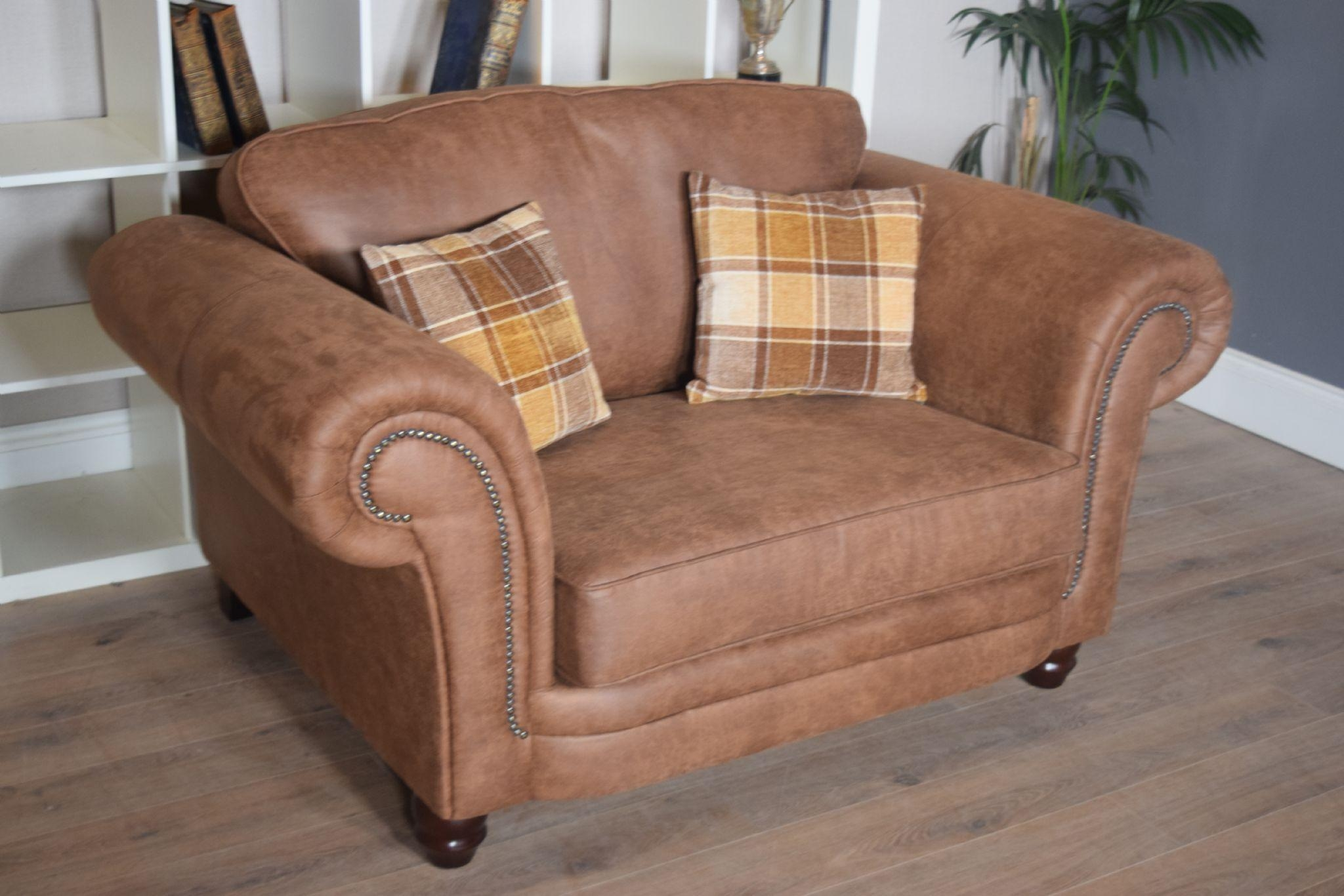 black 3 seater sofa and cuddle chair lazy boy madeline sleeper 20 best collection of chairs