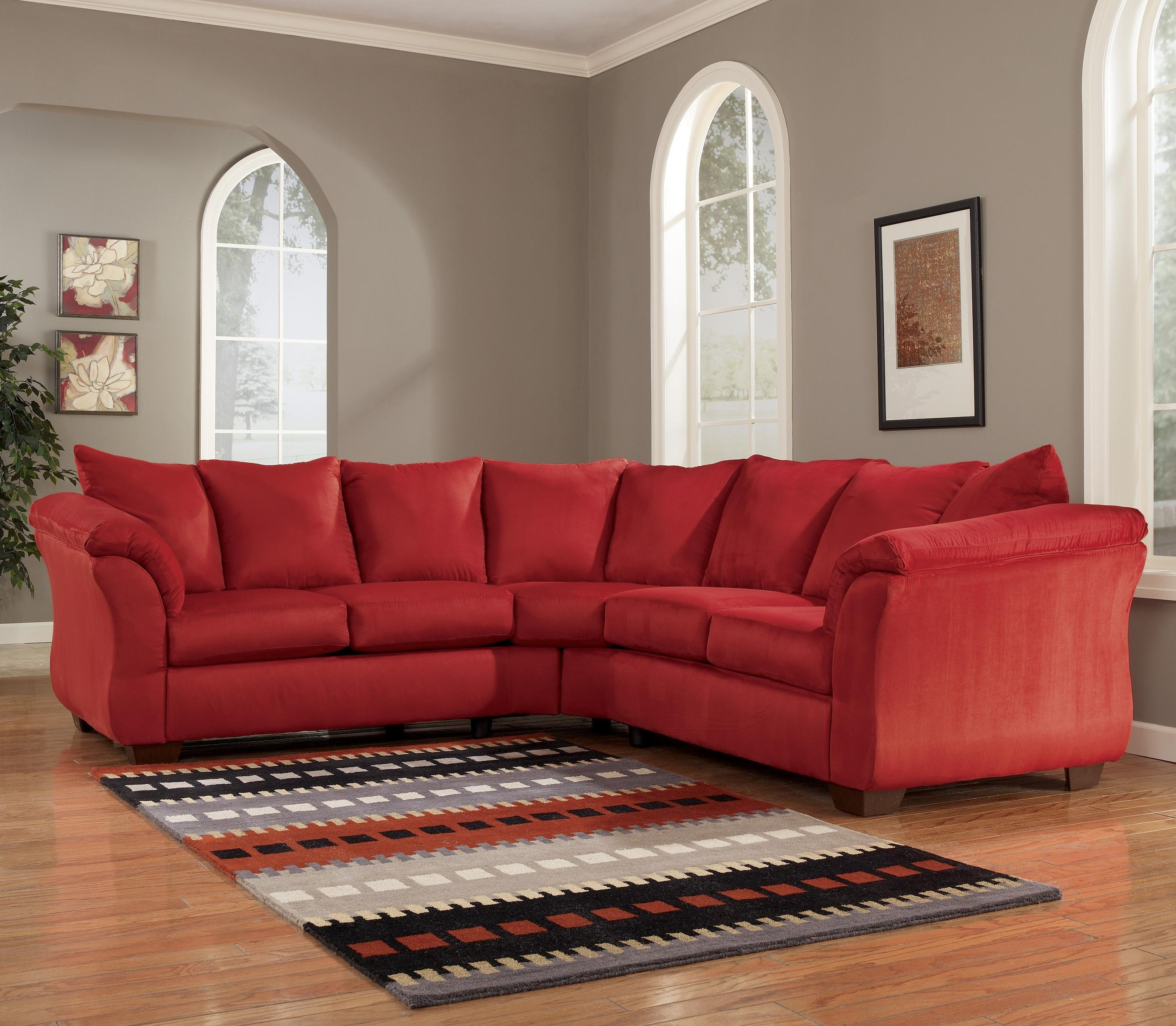 15 Collection of Ashley Curved Sectional  Sofa Ideas