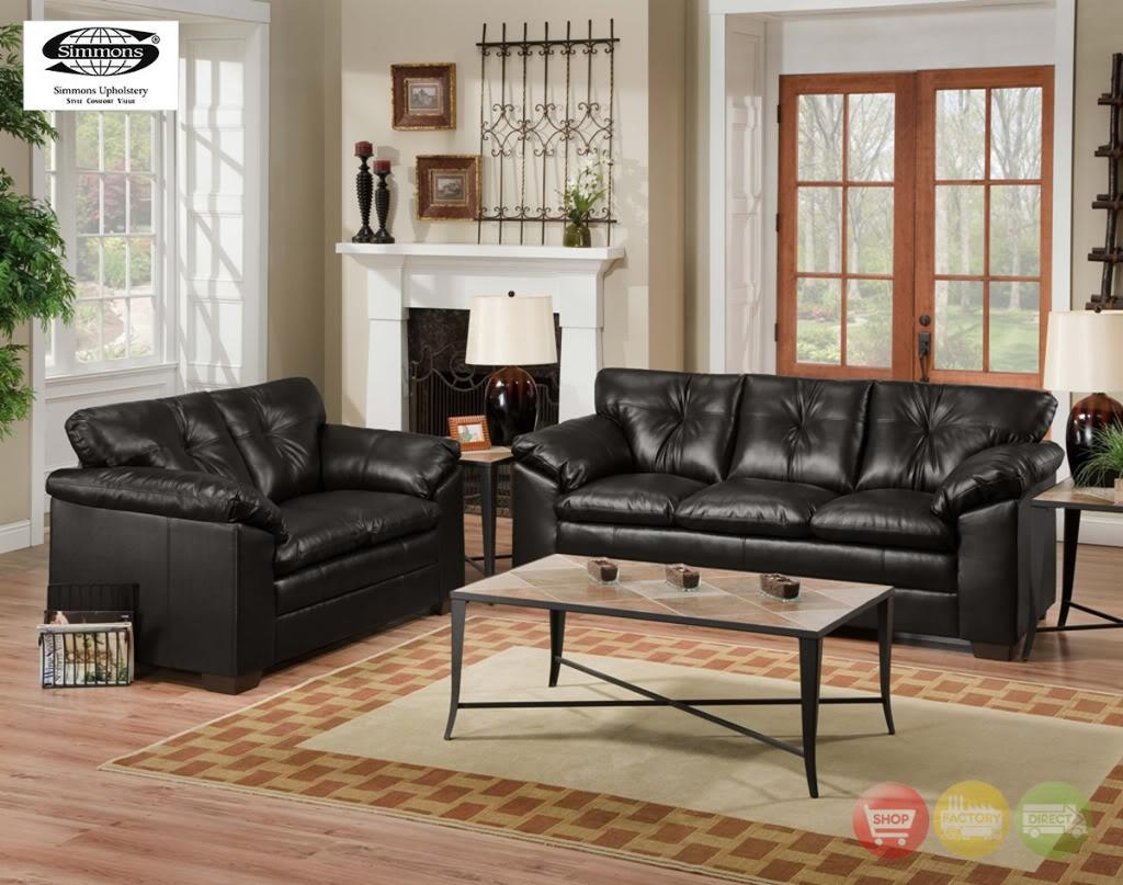 simmons bonded leather sofa carter 20 ideas of sofas