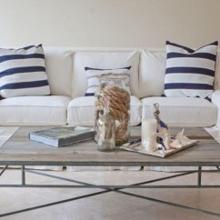 Blue And White Sofa Fabric Leather Showrooms In Bangalore 20 Top Striped Sofas Ideas