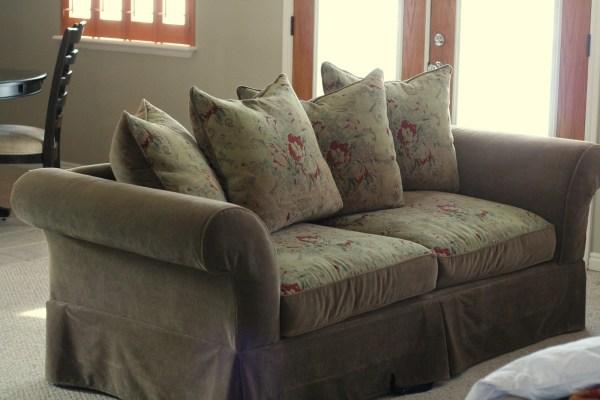 Collection Of Loose Pillow Sofas Sofa Ideas