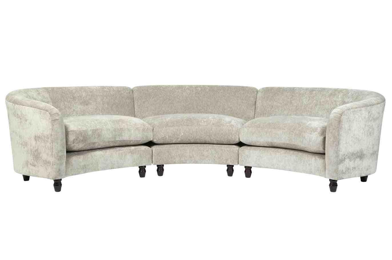 small loveseat sectional sofa george smith sofas nyc 2018 latest curved ideas