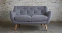 20 Best Small Grey Sofas | Sofa Ideas