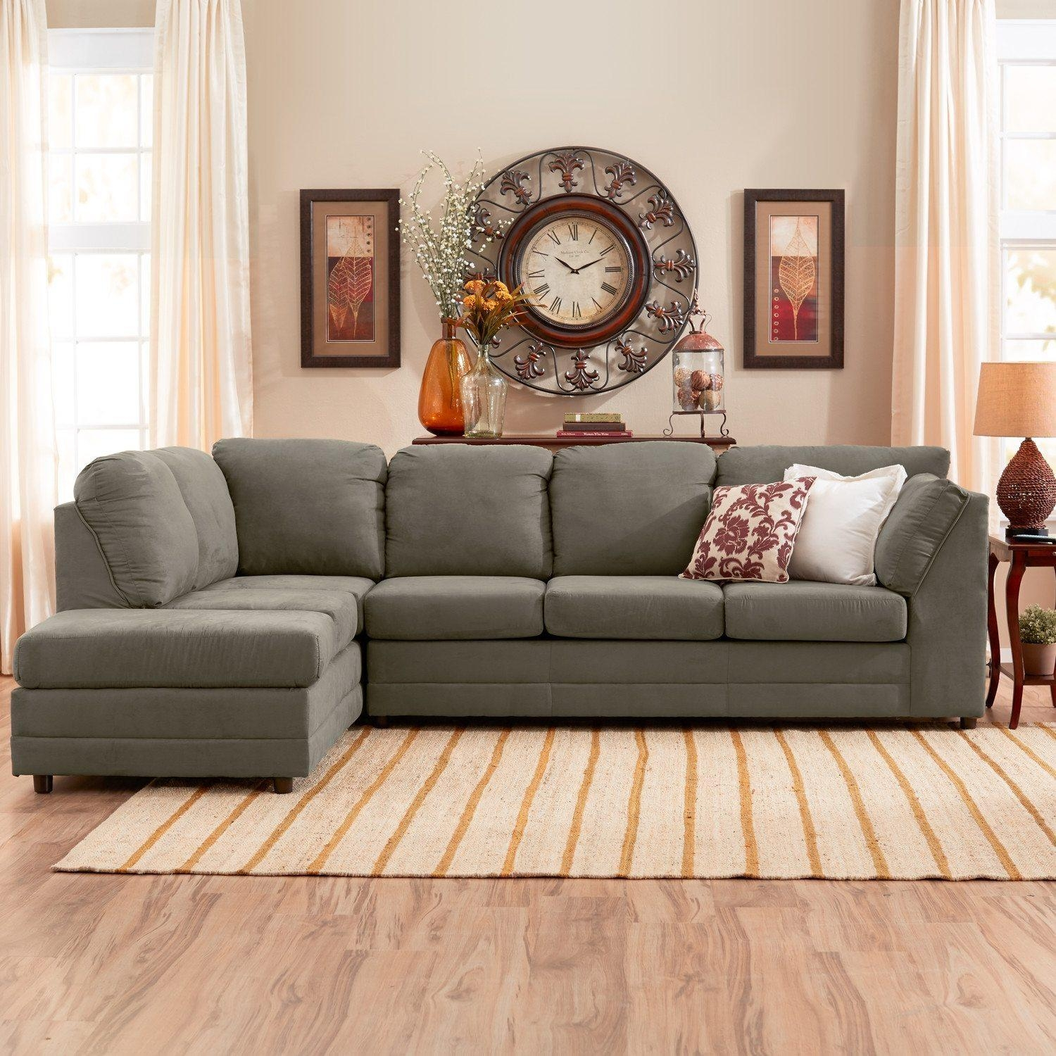 Small Scale Sectional Sofas