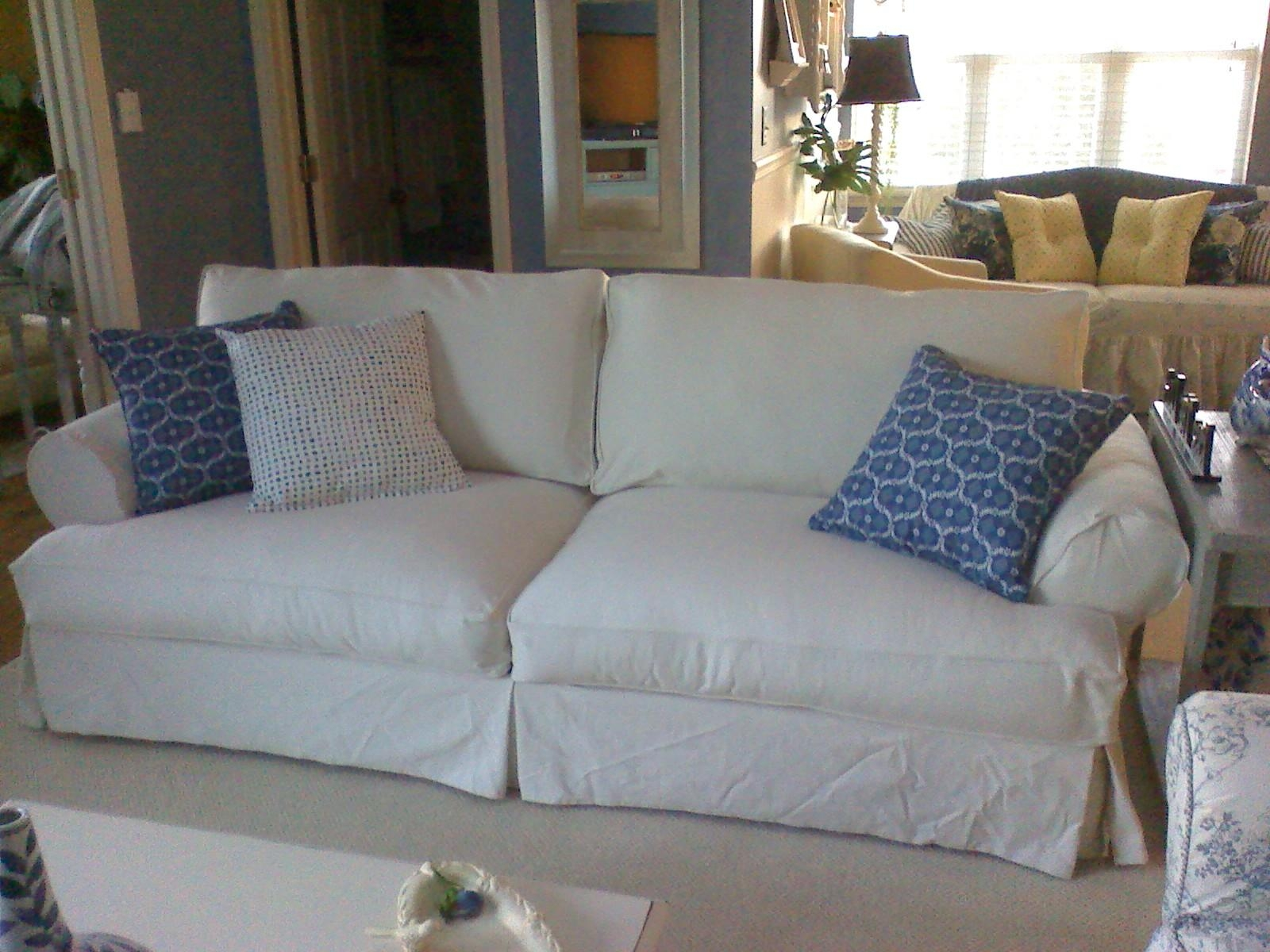 denim sectional sofa slipcovers king furniture bed instructions 20 collection of ideas