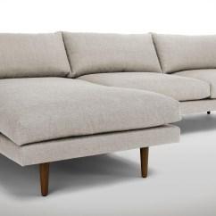 Mid Century Modern Sofa Designs Chocolate Brown Sectional Sofas 2018 Latest Ideas