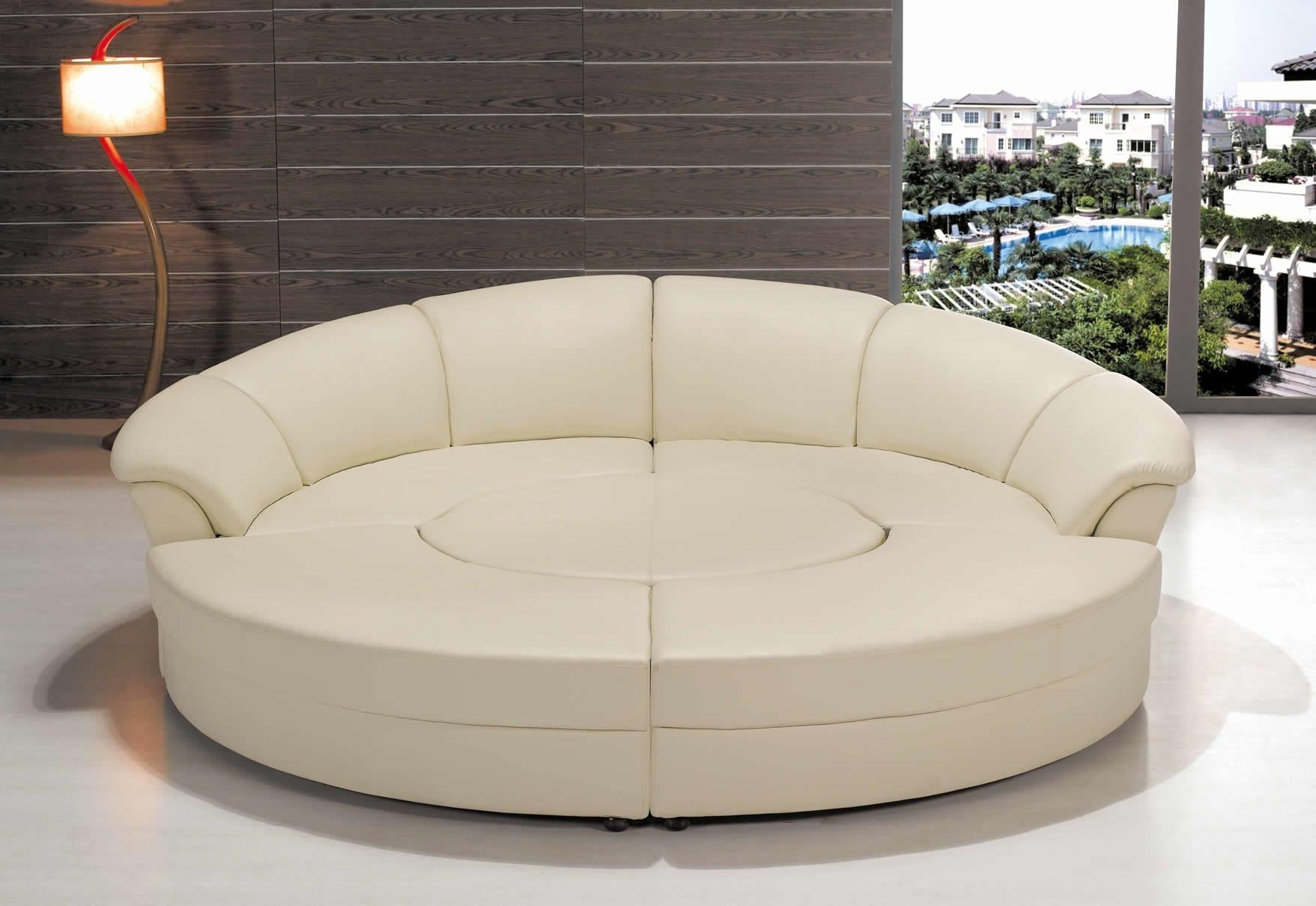 Round Sectional Sofa Bed Compeive Round Sectional Sofas