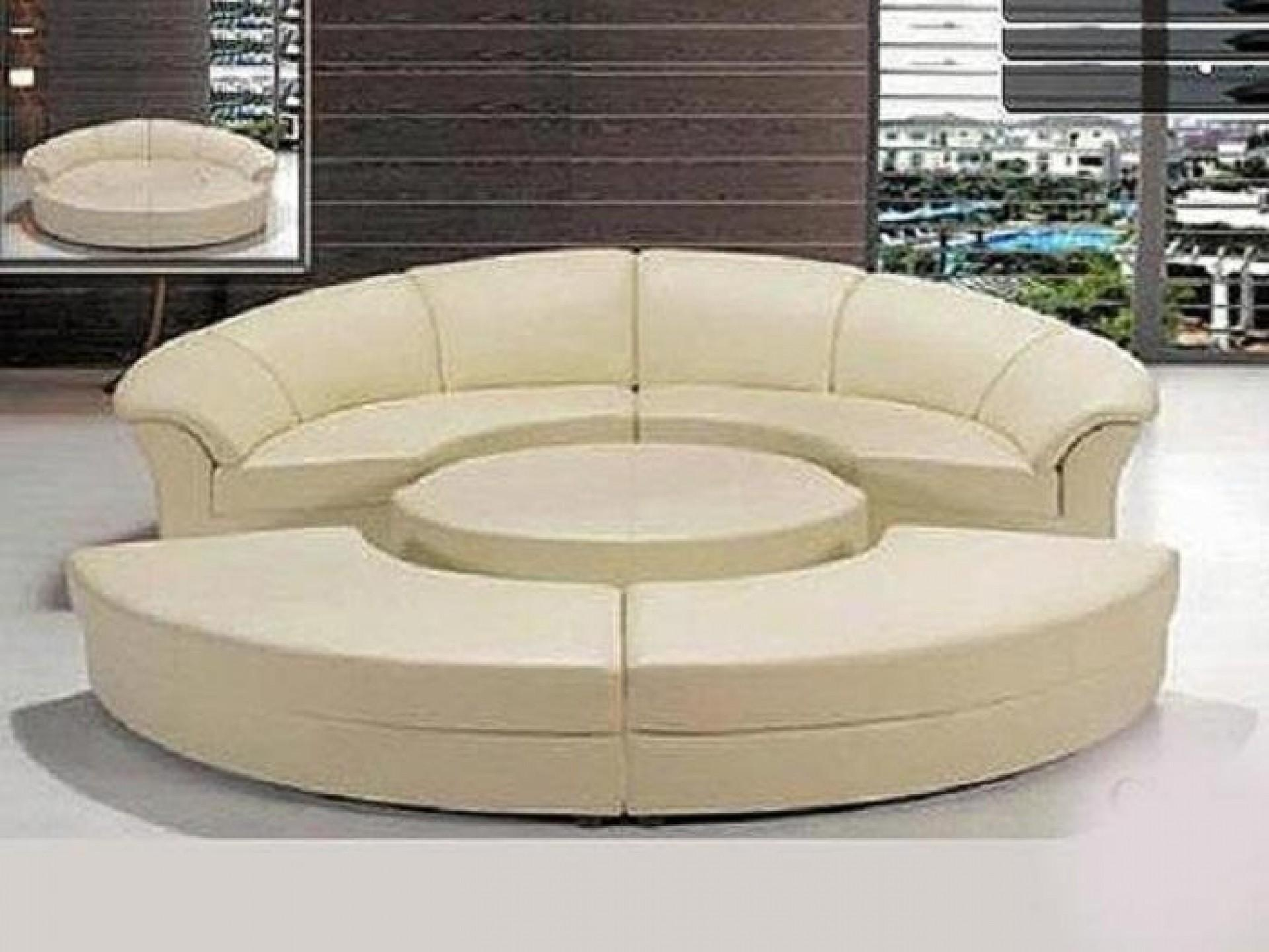 circle sectional sofa bed find me a 20 photos round sofas ideas