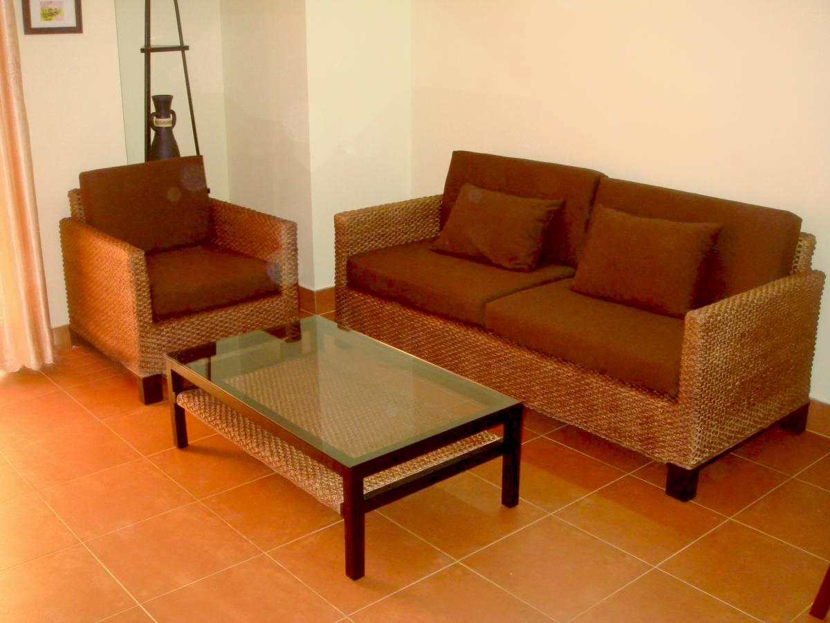 good leather sofas in bangalore sectional sleeper sofa overstock cane rattan l shaped u shape sharp