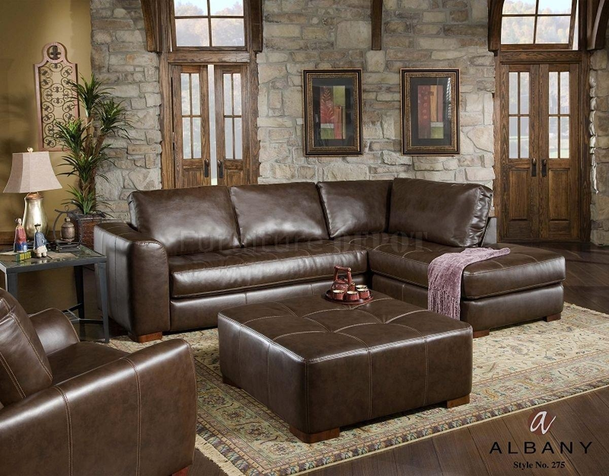 15 Best Ideas Chocolate Brown Sectional With Chaise  Sofa